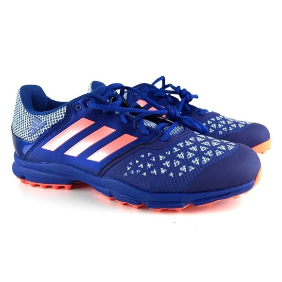 best loved 67112 c78eb Adidas Zone Dox Hockey Trainers Cleats Shoes Sz 10